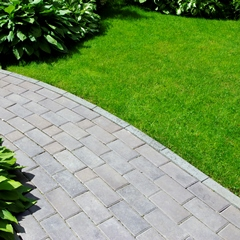 About visual landscape gardening landscapers adelaide sa for Paving and landscaping adelaide