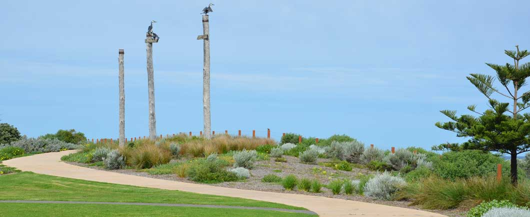 Malcolm point semaphore redevelopment for Landscaping adelaide north