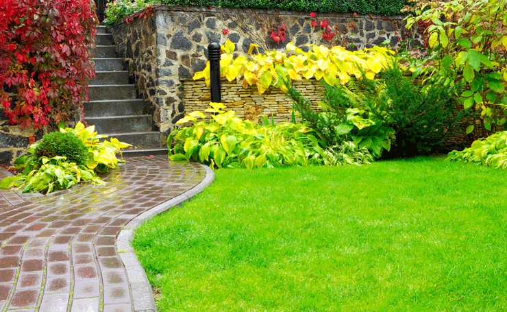 About visual landscape gardening landscapers adelaide sa for Residential landscape design adelaide