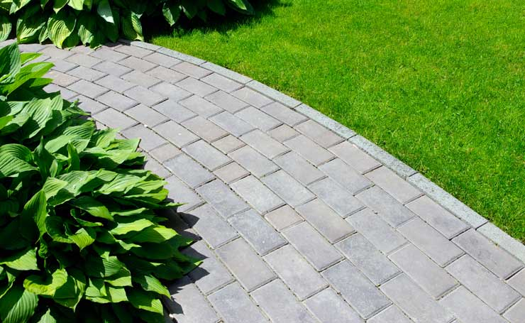 Local licensed paving contractors paving adelaide gardens for Paving and landscaping adelaide