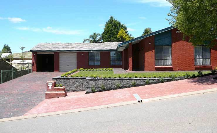 Portfolio for Landscaping adelaide north