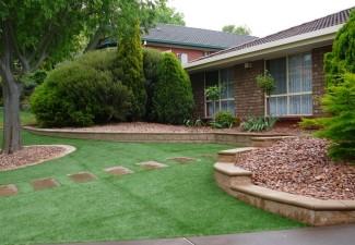 Landscaping adelaide gardens ideas for front yards for Budget landscapes adelaide