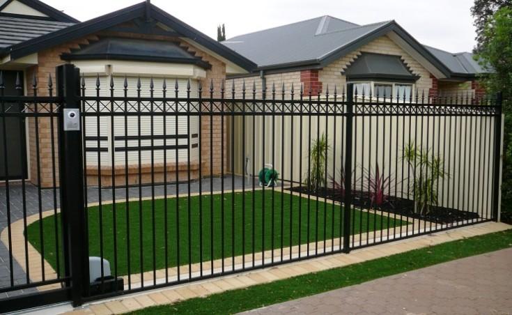 Aluminium Fence Panels in Adelaide
