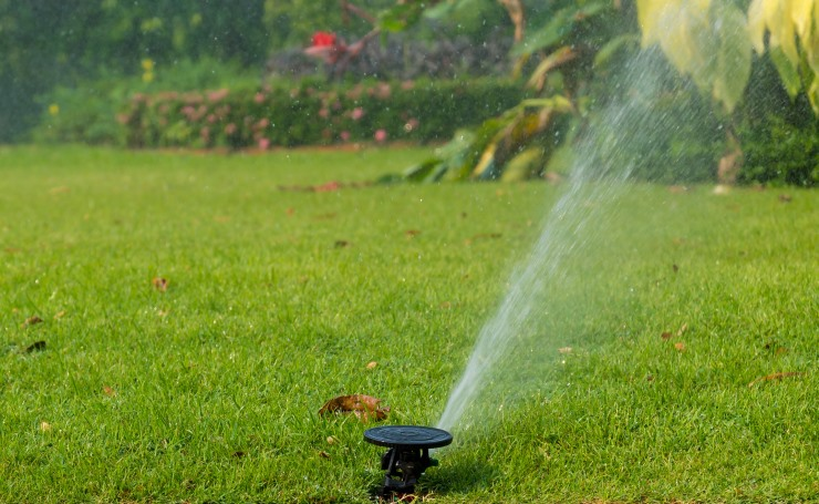 Garden Irrigation Systems Installed For Adelaide Conditions