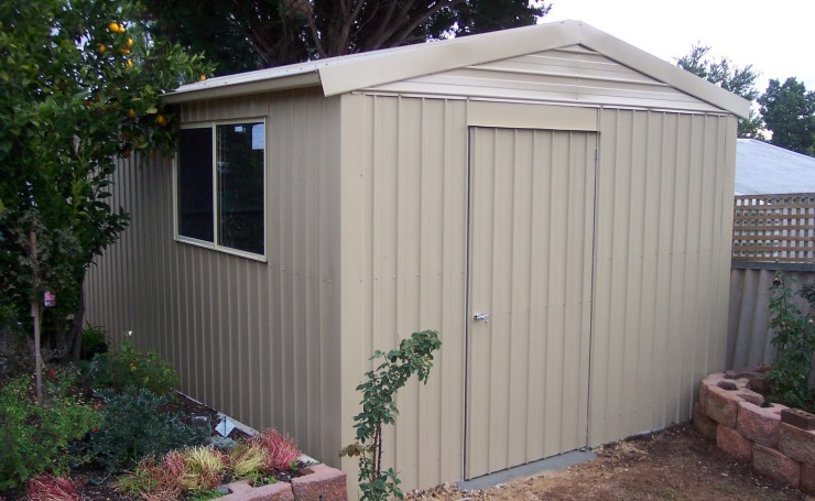 garden sheds adelaide storage of tools garden equipment - Garden Sheds 7x6