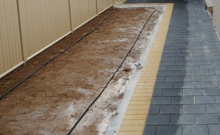Irrigation installers of irrigation systems in adelaide sa for Paver installation adelaide