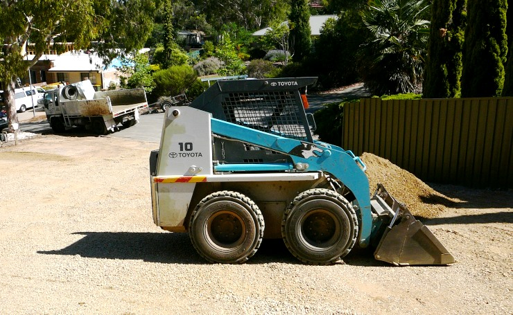 Landscaping Equipment Hire Adelaide Earthmoving Equipment
