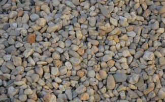 Salt Pepper River Pebbles 20mm