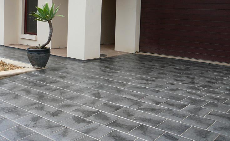 Clay pavers for Paving and landscaping adelaide