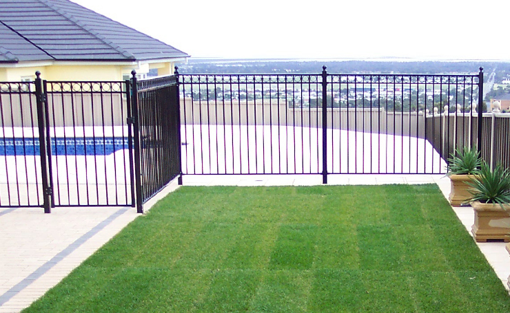 Tubular Pool Fencing Adelaide Glass Pool Fencing Adelaide