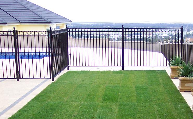 Tubular pool fencing adelaide glass pool fencing adelaide for Swimming pool fencing regulations sa