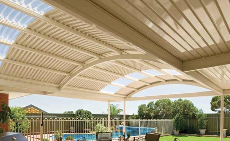 Verandah Roofing Ideas