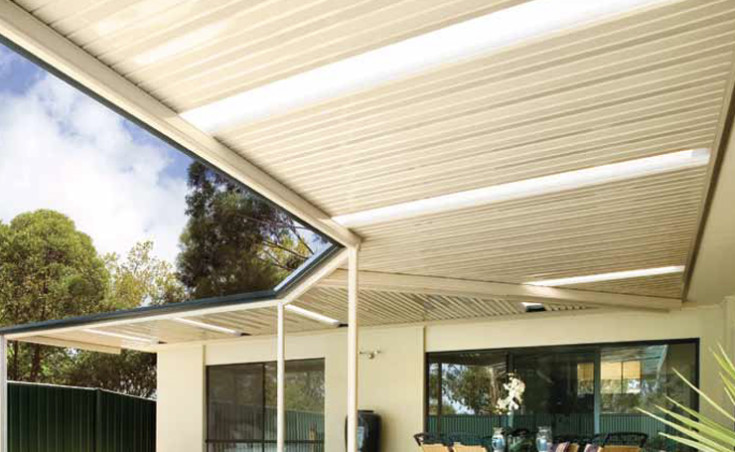 Verandah Roofing Ideas
