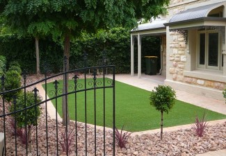 Luxury Garden Landscaping Design Adelaide