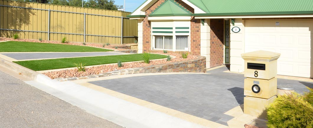 Home portfolio low maintenance garden landscaping design for Low maintenance gardens for the elderly