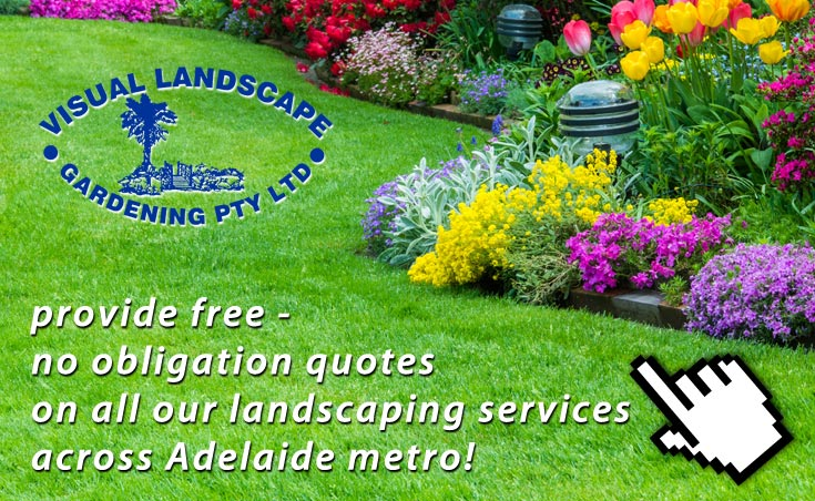 Landscaping Quotes Entrancing Free Landscaping Quotes Across Adelaide Suburbs Of Sa.