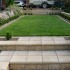 Low Maintenance Back Garden Landscape Design Greenwith