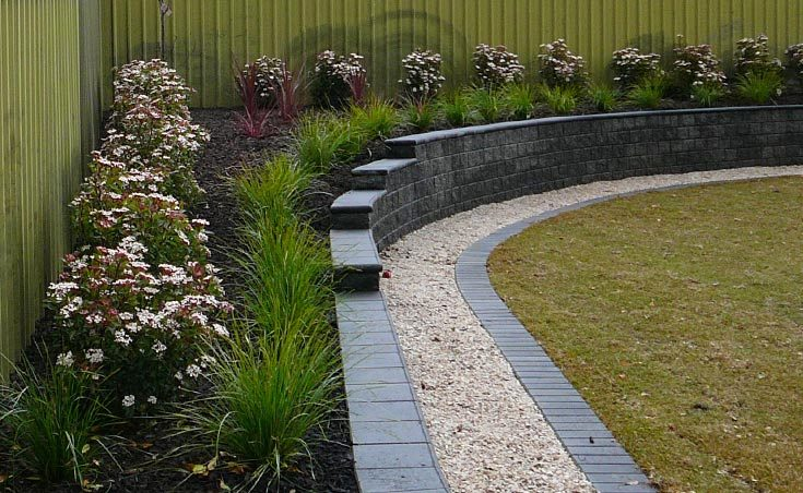Complete garden landscaping makeover craigmore sa for Sa landscaping