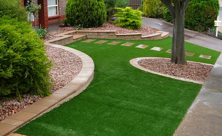 Professional landscapers offer budget landscaping adelaide for Low budget landscaping ideas