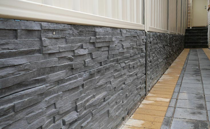 Professional landscapers offer budget landscaping adelaide for Retaining walls adelaide
