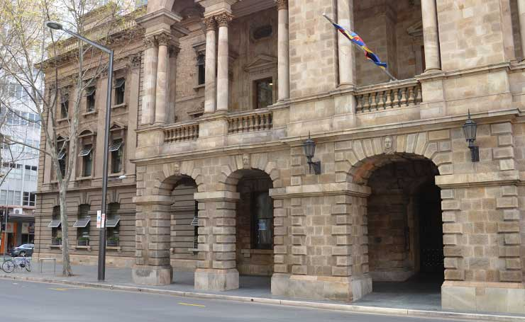 Adelaide City Council Town Hall Upgrade