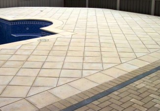 Paving Around Pools