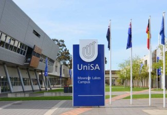 Landscaping University SA Mawson Lakes