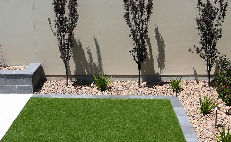 landscaping ideas for small back yards adelaide - Garden Ideas Adelaide