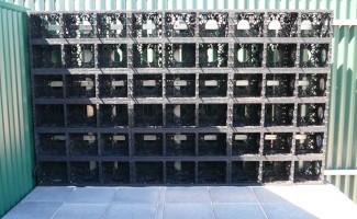 Vertical Garden Modules