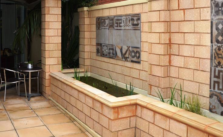 Landscaping ideas for courtyards courtyard landscaping for Courtyard designs adelaide