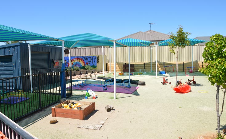 Child Care Centre (before)