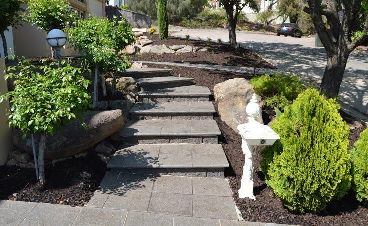 Front Steps (After)