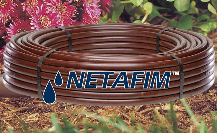 Netafim Drip Line Irrigation Solutions