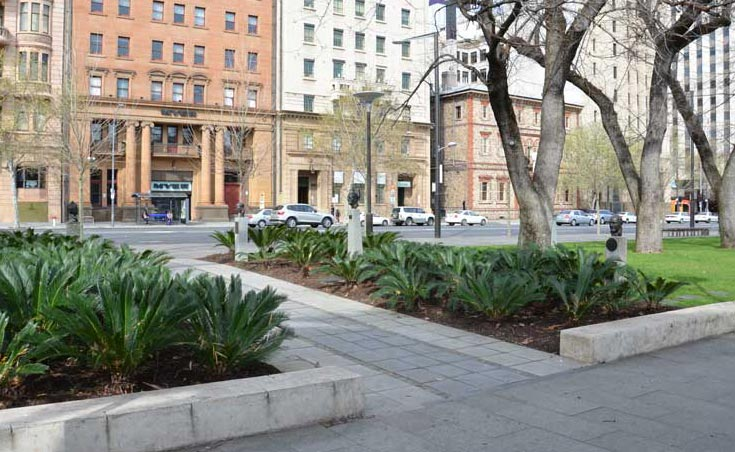 Members Of Master Landscapers South Australia