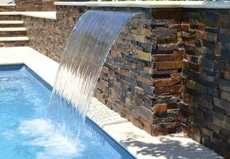Pool Waterfalls Adelaide