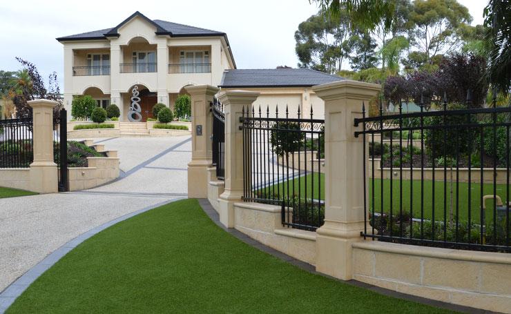 Front Garden Landscaping Adelaide